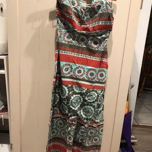 O'Neill Dresses - o'neill maxi sun dress.